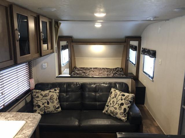 2018 Forest River Salem Cruise Lite 261BHXL Lightweight Bunkhouse Travel Trailer