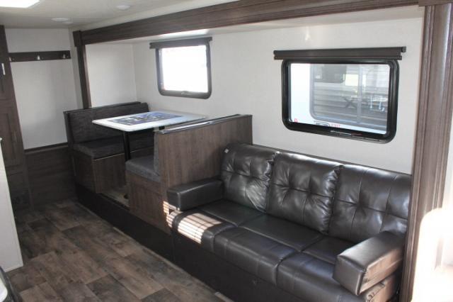 2018 Forest River Salem FSX 190SS Travel Trailer Side Kitchen 1 Slide Queen Bed Plentiful Counter Space Duncan SC