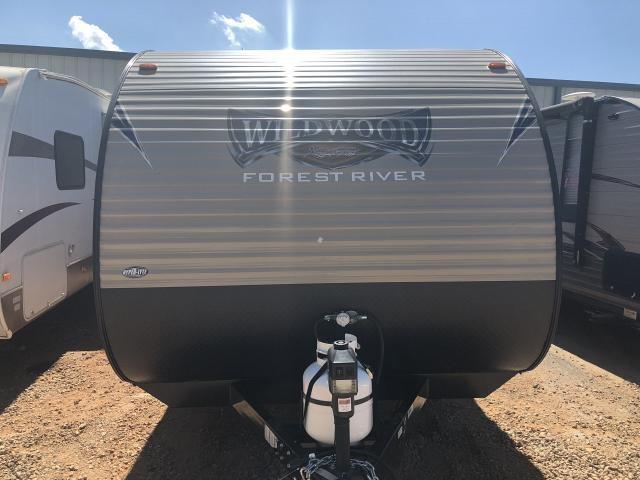 2018 Forest River Wildwood 180RT Lightweight Single Axel Toy Hauler Duncan SC