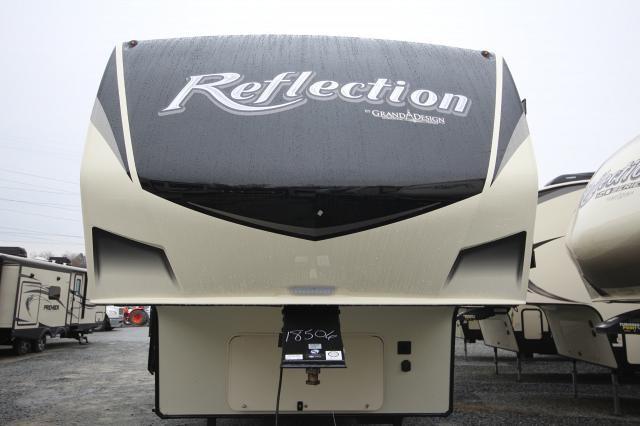 2018 Grand Design Reflection 303RLS Rear Living Triple Slide 3 Year Warranty 4 Seasons CONCORD NC