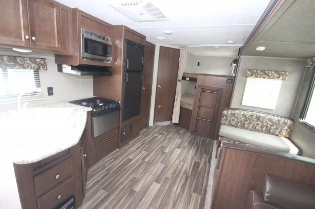 2018 Hideout 272LHS Rear Bath Double Entry Teddy Bear Bunks Storage Space Great Floorplan CONCORD NC