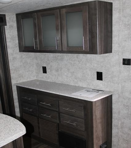 2018 Highland Ridge Open Range Light 312BHS Travel Trailer Bunkhouse 3 Slides Fireplace Disappearing TV Stainless Appliances 2nd A/C Prep Outside Kitchen 3 Year Limited Warranty Duncan SC