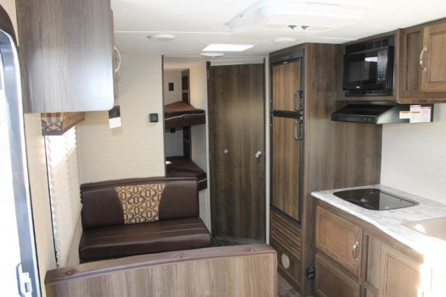 2018 Keystone Bullet Crossfire 2200BH Travel Trailer Bunkhouse Murphy Bed Outside Kitchen 3 Year Limited Warranty Duncan SC