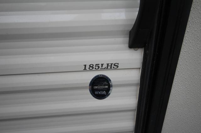 2018 Keystone Hideout 185LHS Rear Bunks Booth Dinette Jack Knife Sofa Full Shower Sleeps 6 Great Starter Travel Trailer CONCORD NC