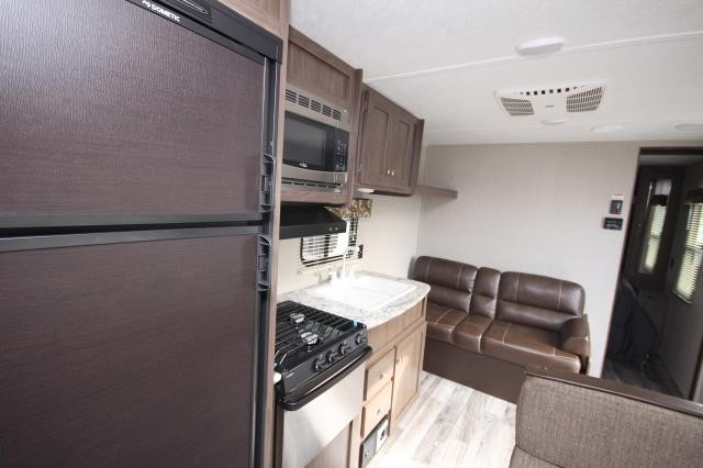 2018 Keystone Hideout 262LHS Double Bunkbeds Central Vac System Electric Pkg Lightweight CONCORD NC