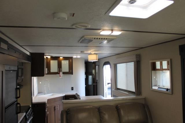 2018 Prime Time Avenger 32DEN Travel Trailer Rear Living 2 Slides Theater Seating including 2 Love Seats in Den Bluetooth Stereo Outside Kitchen and Shower Enclosed Underbelly LED Lights Duncan SC