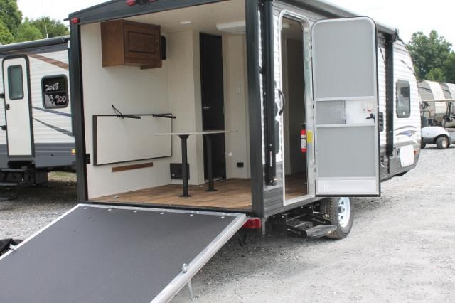 Keystone Travel Trailer Toy Hauler For Sale
