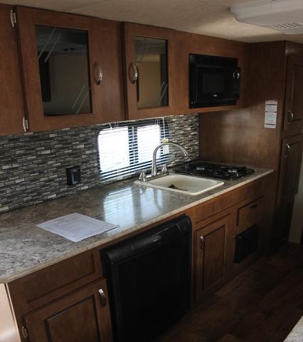 2018 Salem Cruise Lite 197BH Travel Trailer Bunkhouse Electric Awning and Tongue Jack 13.5 A/C Under 3000lbs Duncan SC