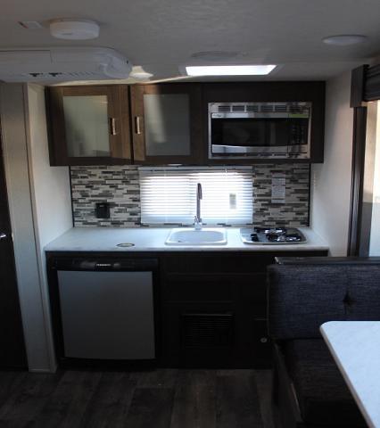 2018 Salem FSX 200RK Travel Trailer Rear Kitchen 1 Slide Queen Bed Big Pantry Duncan SC