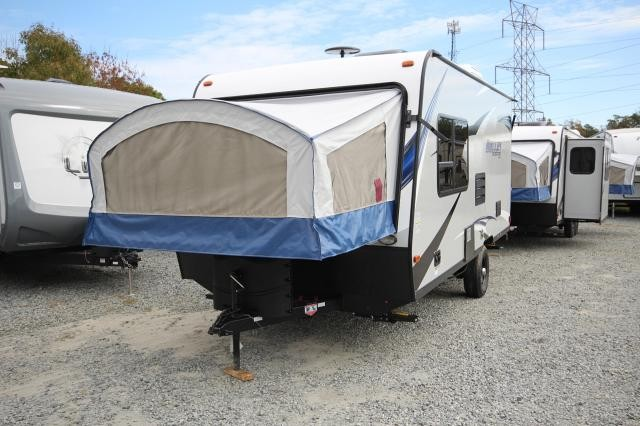 2018 Thor Keystone Bullet Crossfire 1650EX Lightweight Hybrid New Colors Easy to Pull CONCORD NC