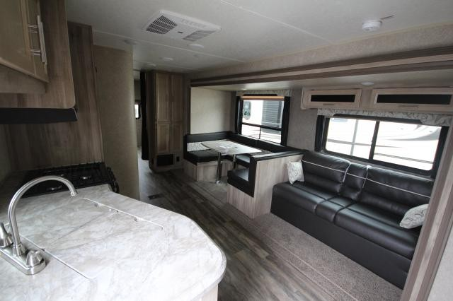 2019 Coachmen Catalina SBX 321 BHDS Rear Bunk House 2 Entries Full Shower Outside Kitchen CONCORD NC