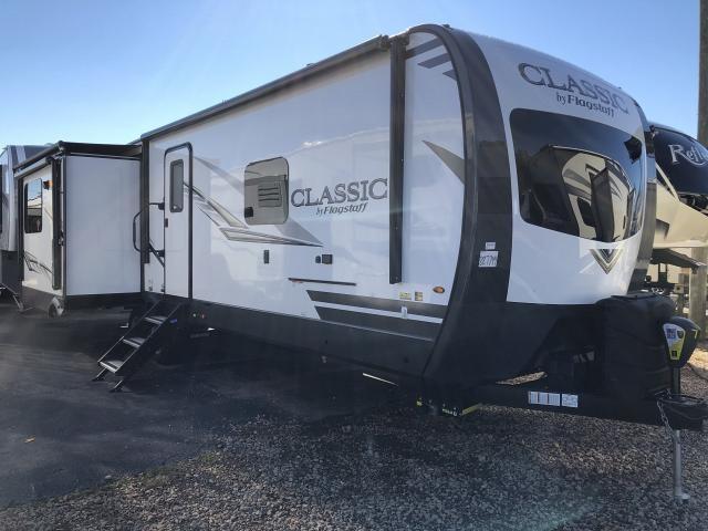 2019 Forest River Flagstaff 832IKBS Triple Slide Rear Living Travel Trailer Duncan SC