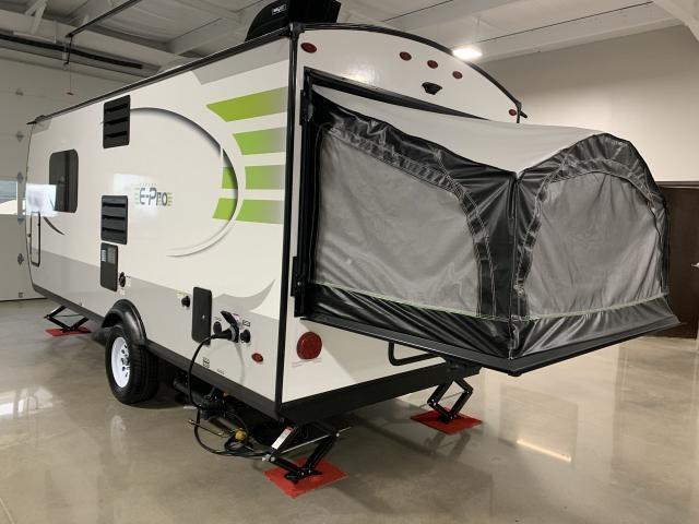 2019 Forest River Flagstaff E-Pro 17PR Lightweight Hybrid Travel Trailer Duncan SC