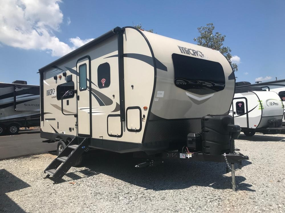 Microlite Travel Trailer >> 2019 Forest River Flagstaff Micro Lite 21ds Lightweight Single Slide Travel Trailer Duncan Sc