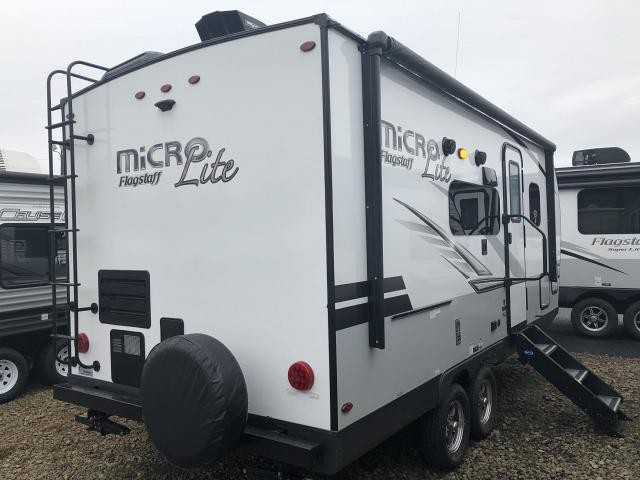 2019 Forest River Flagstaff Micro Lite 21DS Lightweight Single Slide Travel Trailer Duncan SC