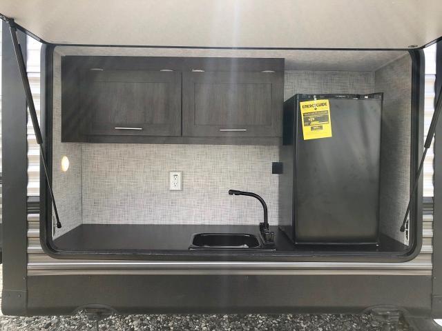 2019 Forest River Salem 31KQBTS Travel Trailer Bunkhouse 3 Slides Outside Kitchen JT Strong Arm Jacks Residential 12V Fridge 2nd A/C Prep Sleeps 10 Duncan SC