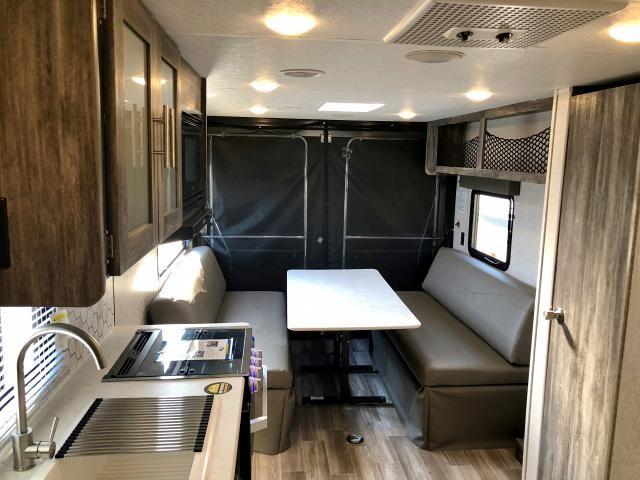 2019 Forest River Salem FSX Series 210RT Dual Axle Travel Trailer Toy Hauler Duncan SC