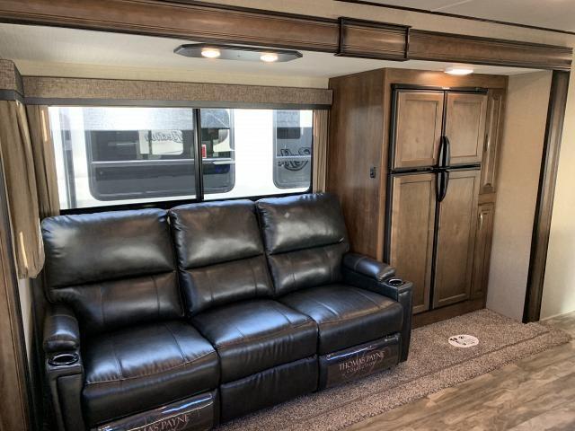 2019 Grade Design Reflection 287RLTS Single Slide Rear Living Travel Trailer Duncan SC