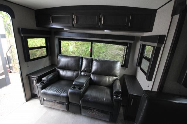 2019 Grand Design Imagine 2500RL Rear Living Ent. Center Large Window Tri-Fold Sofa U-Shaped Dinette 2 Entries 1 Slide Spacious Middle Bathroom Sliding Doors Modern Design Pet Friendly CONCORD NC