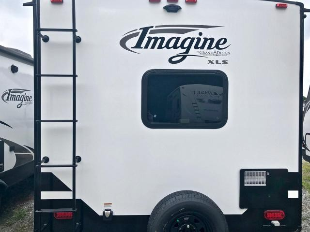 2019 Grand Design Imagine XLS 18RBE Dual Axle Lightweight Rear Bathroom Travel Trailer With Murphy Bed Duncan SC