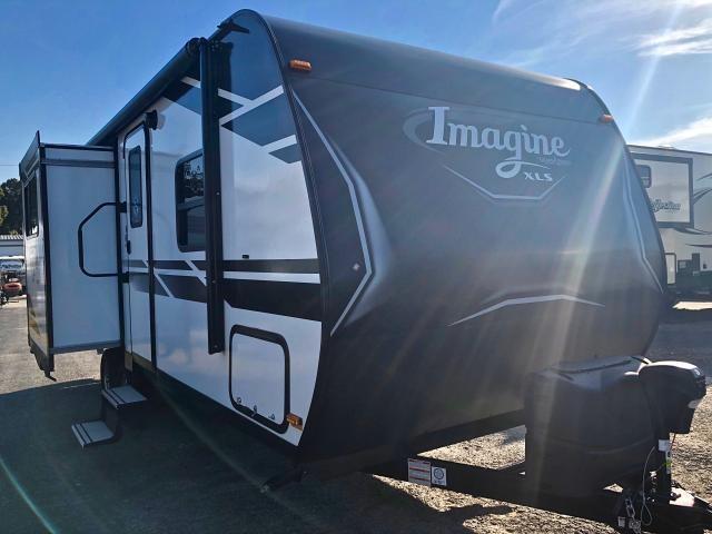 2019 Grand Design Imagine XLS 22RBE Lightweight Single Slide Rear Bathroom Travel Trailer Duncan SC