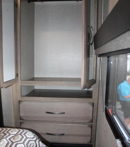 2019 Grand Design Transcend 28MKS Travel Trailer Rear Kitchen 1 Slide Huge Counter Space Residential Fridge Big Pantry Theater Seating Duncan SC