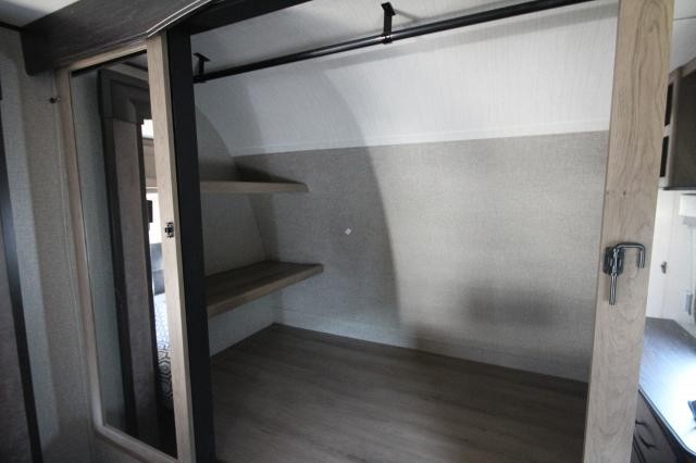 2019 Grand Design Transcend 31RLS Rear Living Free Standing Dinette Kitchen Island Pantry 2 Slides Full Shower Large Closet in Front Bedroom CONCORD NC