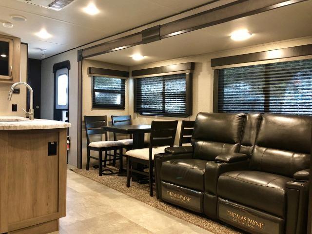 2019 Grand Design Transcend 31RLS Triple Slide Rear Living Travel Trailer 50Amp Service 2 A/C's W/D Prep Duncan SC