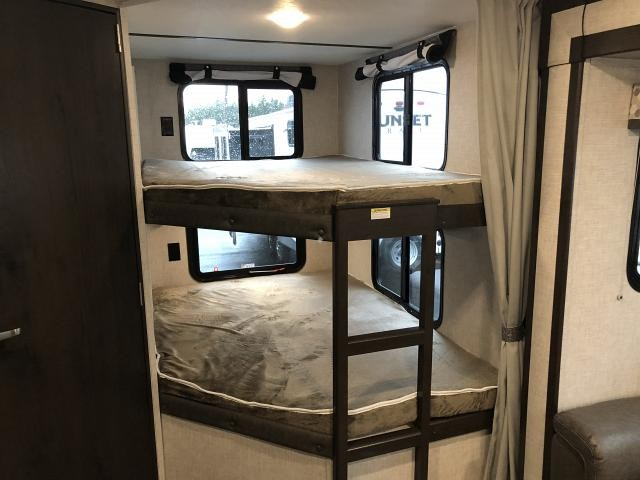 2019 Keystone Bullet 290BHS Single Slide Bunkhouse Travel Trailer Duncan SC