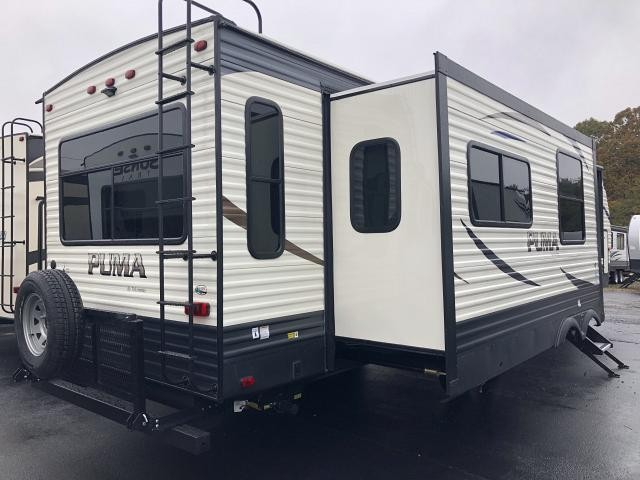2019 Palomino Puma 31RLQS Triple Slide Rear Living Travel Trailer Duncan SC