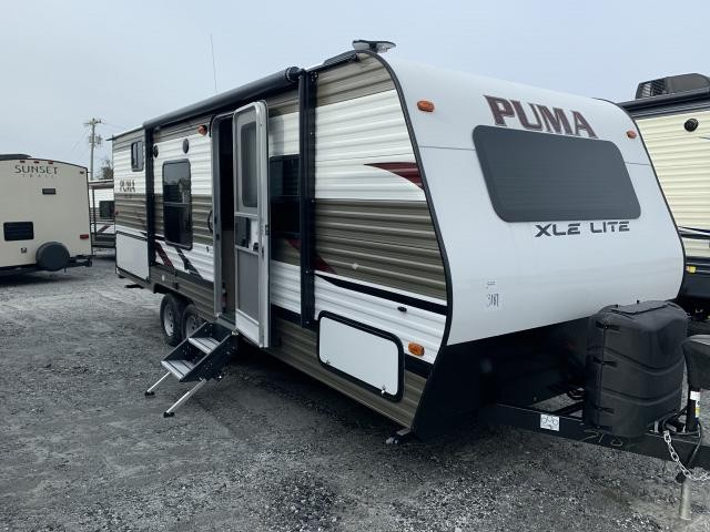 2019 Palomino Puma XLE 20MBC Lightweight Bunkhouse Murphy Bed Travel Trailer Duncan SC