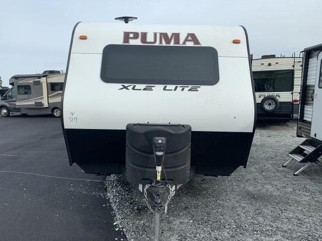 2019 Palomino Puma XLE Lite 21FBC Lightweight Single Slide Rear Bathroom Travel Trailer Duncan SC