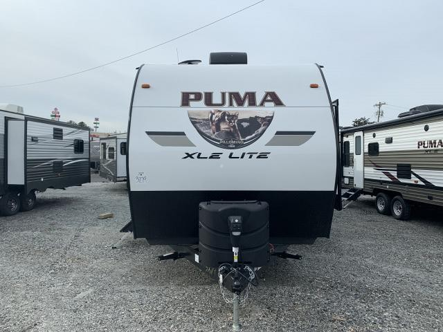 2019 Palomino Puma XLE Lite 31BHSC Lightweight Double Slide Bunkhouse Travel Trailer Duncan SC
