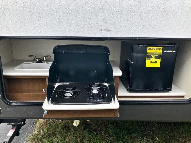 2019 Prime Time Avenger 27RBS Travel Trailer Rear Bath 1 Slide Outside Kitchen Large Shower Walk Around Queen Duncan SC