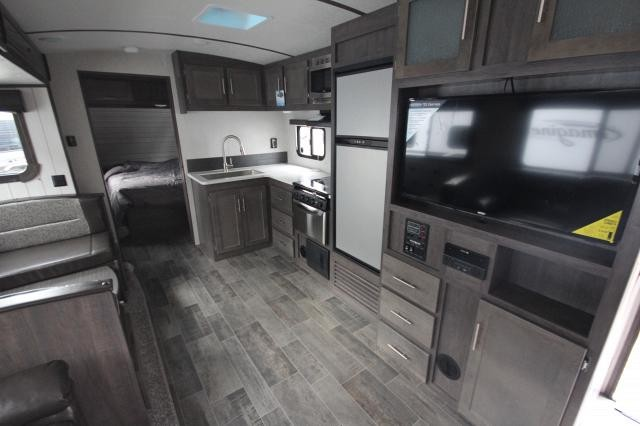 2019 Sunset Trail 288BH Rear Double Bunks Rear Bath Full Shower Spacious Booth Dinette Storage Space Outdoor Kitchen Capital Grille CONCORD NC