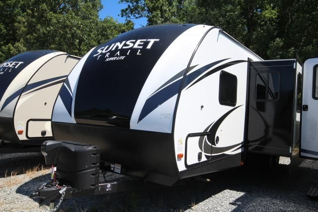 2019 Sunset Trail 289QB Rear Bunk House W/ Dinette Outdoor Kitchen One Slide Automatic Jack CONCORD NC